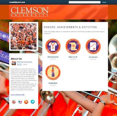 Clemson Branding